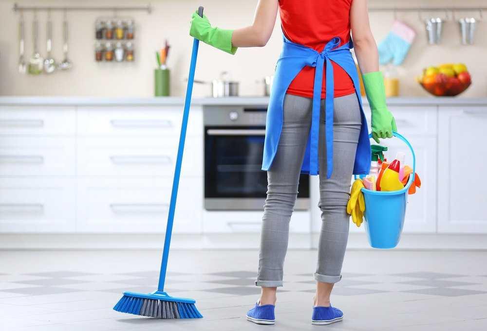 Guide pour nettoyer correctement la maison