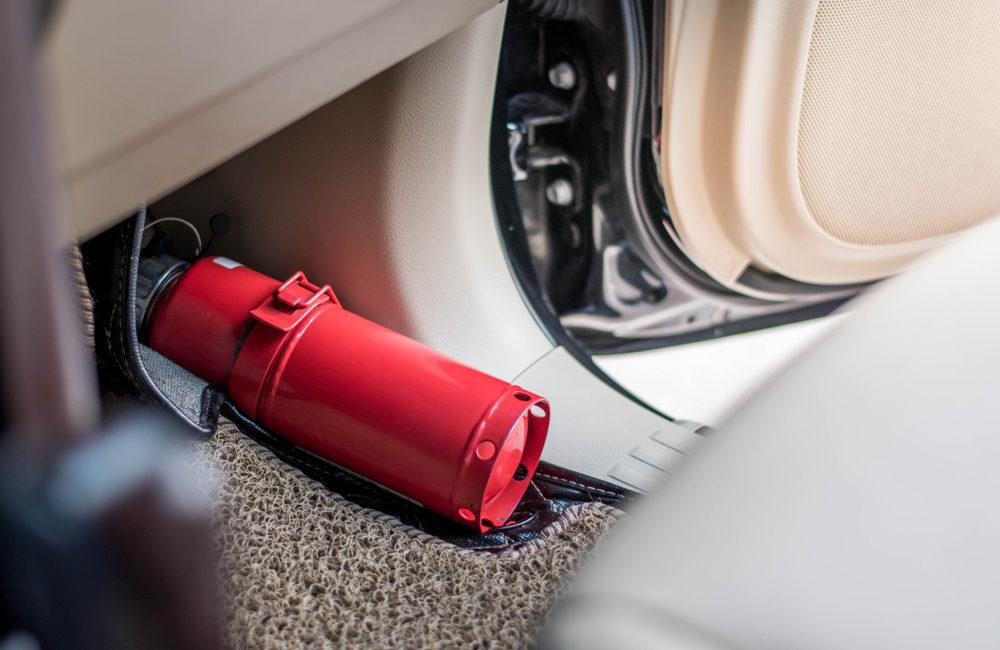 Comment choisir un extincteur pour sa voiture?